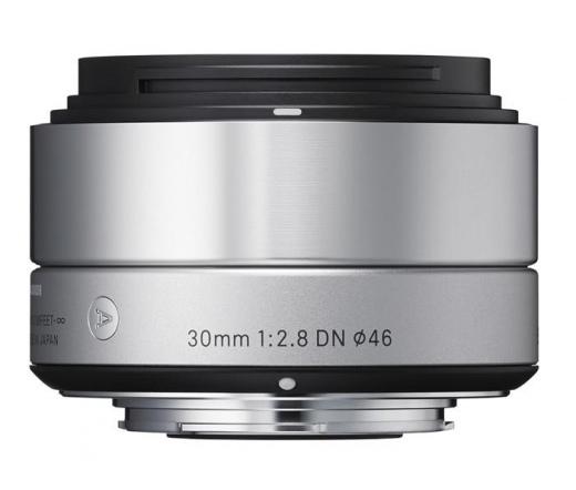 Sigma ART 30mm f/2.8 DN Ezüst (Olympus)