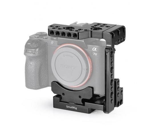 SMALLRIG Arca QR Half Cage for Sony A7R III/A7 III