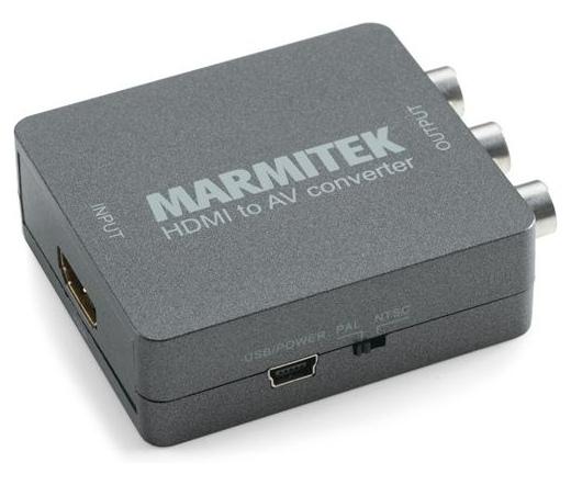Marmitek HA13 HDMI > RCA/SCART