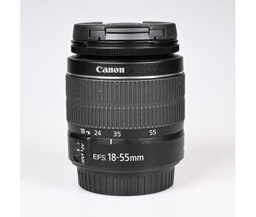 Használt Canon EF-S 18-55mm f/3.5-5.6 III sn:47770