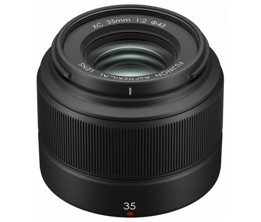 FUJIFILM XC35mm f/2 Fekete