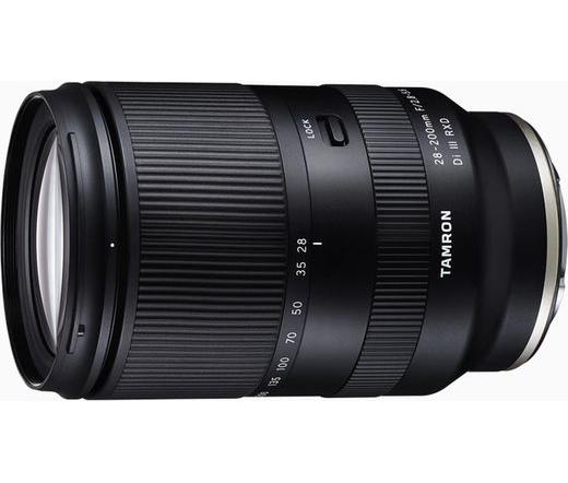 Tamron 28-200mm f/2.8-5.6 Di lll RXD (Sony E)