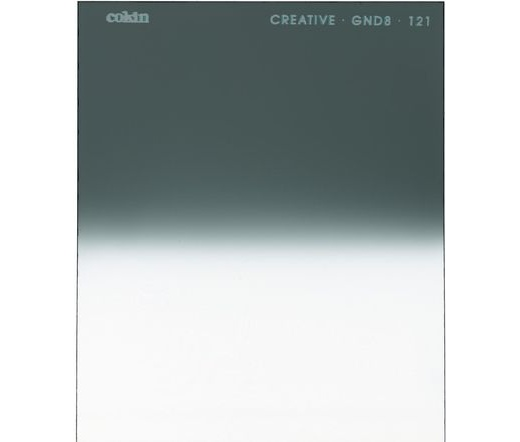 Cokin P121 átmenetes ND szűrő (ND8) (0.9) M méret