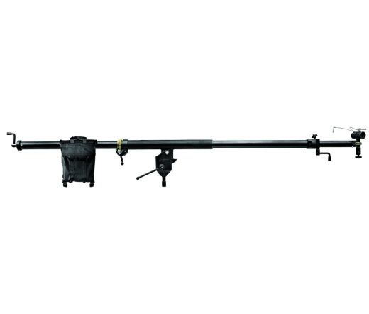 Manfrotto Mega Boom fekete
