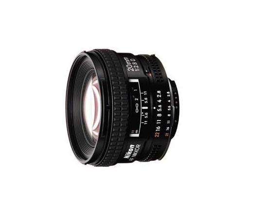 Nikon Nikkor 20mm f/2.8 D AF