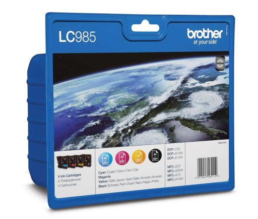 Brother LC-985 CMYK Ink Set