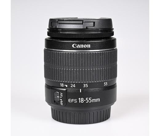 Használt Canon EF-S 18-55mm f/3.5-5.6 III sn:91090