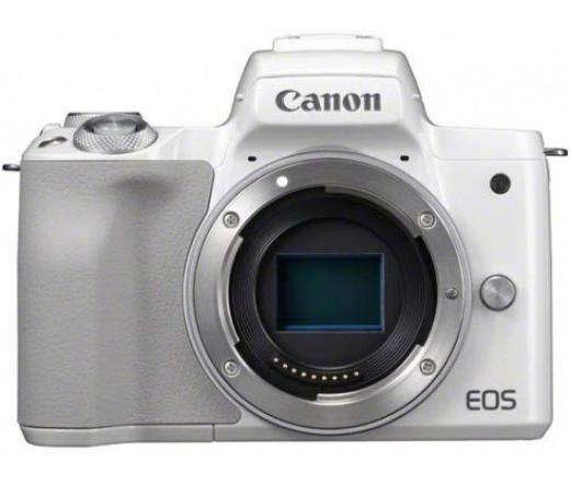 CANON EOS M50 váz fehér