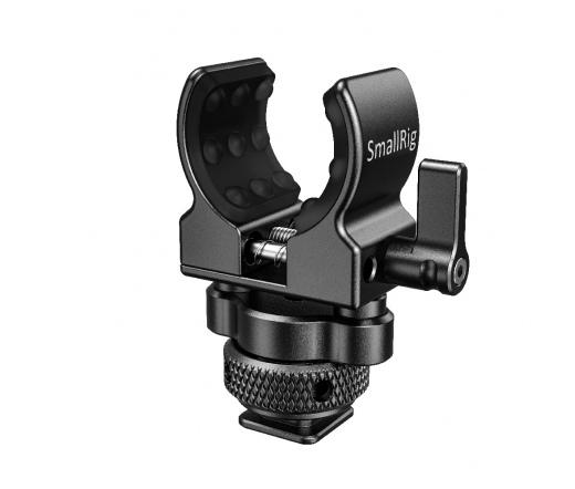 SMALLRIG Shotgun Microphone Holder (Cold Shoe) BSM