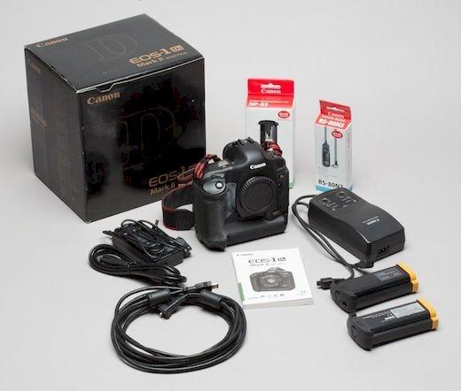 Használt Canon EOS 1Ds Mark II  DSLR váz