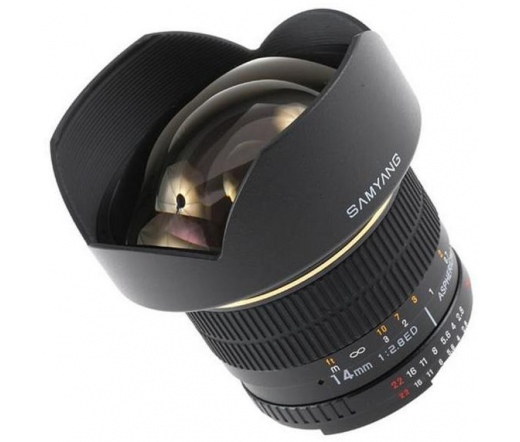 Samyang 14mm F2.8 ED AS IF UMC (Canon EF)