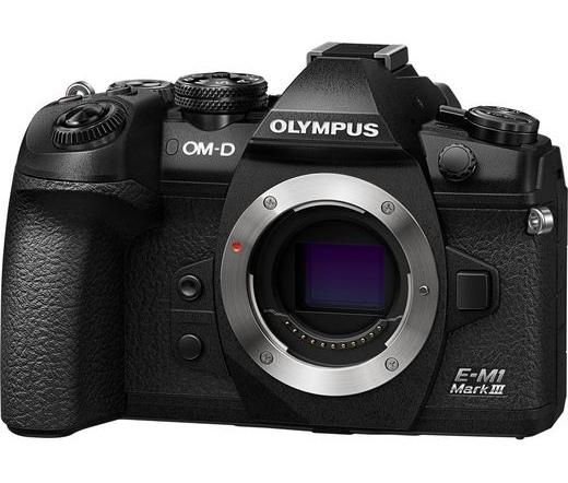 Olympus E-M1 Mark III váz