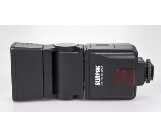 Használt Sunpak Digiflash 3000 Nikon TTL rendszerv