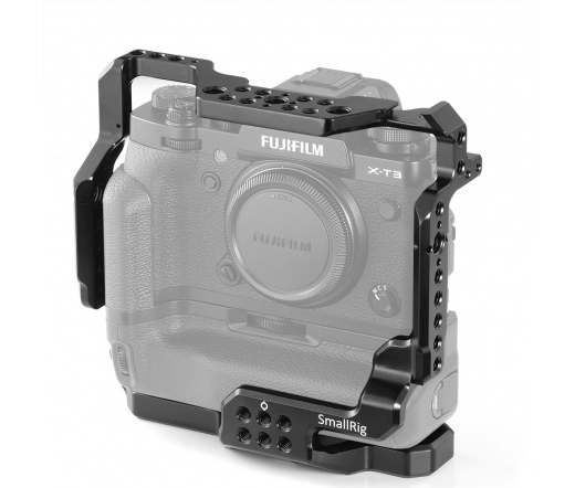 SMALLRIG Cage for Fujifilm X-T2 and X-T3 Camera wi