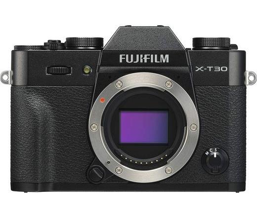 Fujifilm X-T30 váz fekete