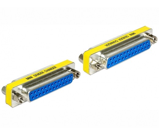 Delock Adapter Sub-D 25 pin Anya > Anya Gende