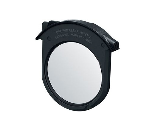 Canon Drop-In Clear Filter EOS R adapterhez