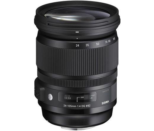 Sigma ART 24-105mm f/4 DG OS HSM / Sony