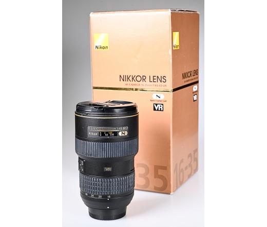 Használt NIKON 16-35mm f/4G VR sn:302250