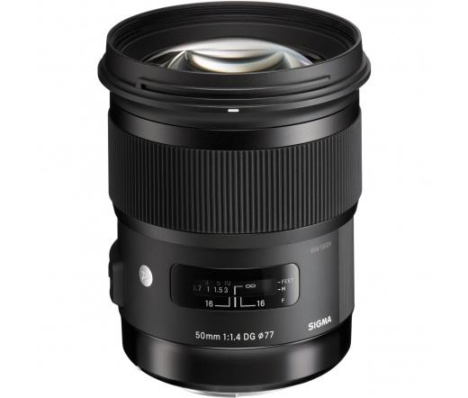 Sigma 50mm f/1.4 (A) DG HSM (Sony)