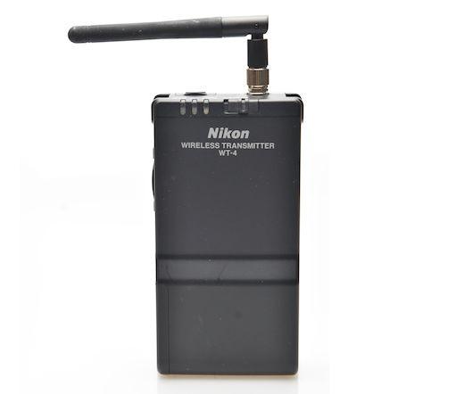 Használt Nikon WT-4 vez. nélk. jeladó szett