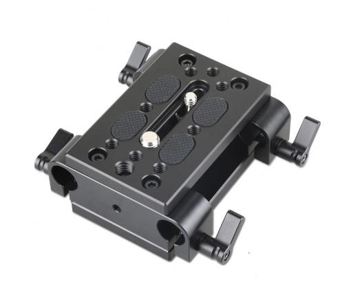 SMALLRIG Tripod Mounting Kit W/15mm Rail Block 179