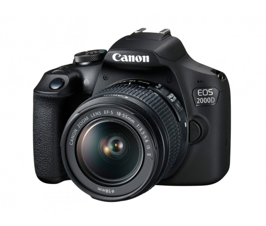CANON EOS 2000D + EF-S 18-55mm f/3.5-5.6 IS II kit
