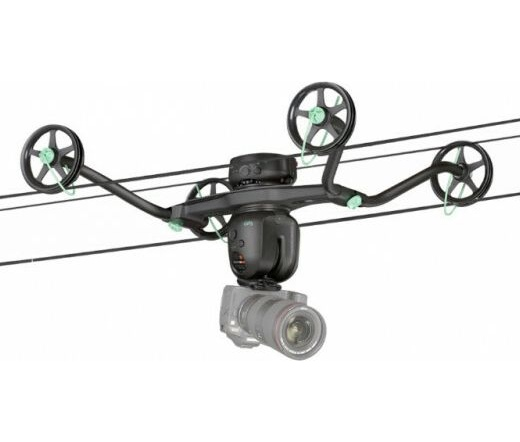 Syrp Slingshot 3-Axis Cable Cam - Epic Kit (50m)