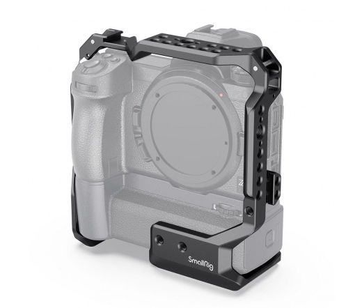SMALLRIG Cage for Nikon Z6/Z7 with MB-N10 Battery