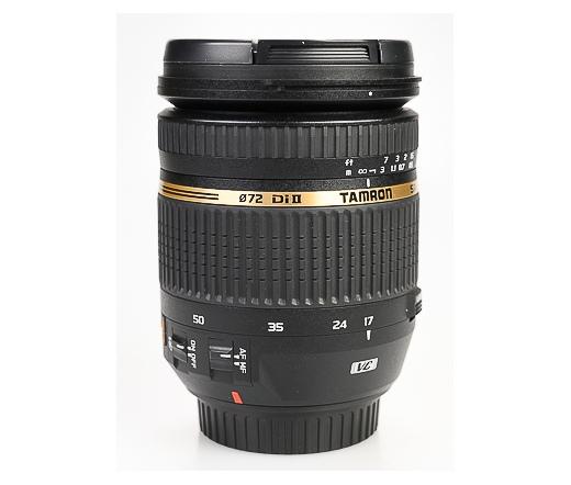 Használt Tamron 17-50mm f/2.8 XR Di II VC LD CANON