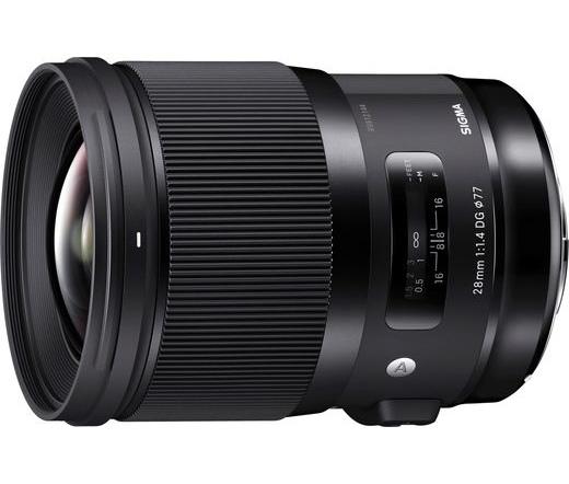 SIGMA 28mm f/1.4 DG HSM ART (SONY-E)