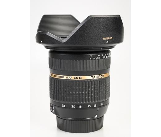Használt Tamron 10-24mm f/3.5-4.5 Di II LD NIKON s