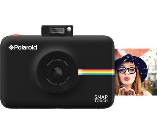 Polaroid Snap Touch fényképezőgép, fekete