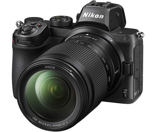 Nikon Z5 + 24-200mm f/4-6.3 kit