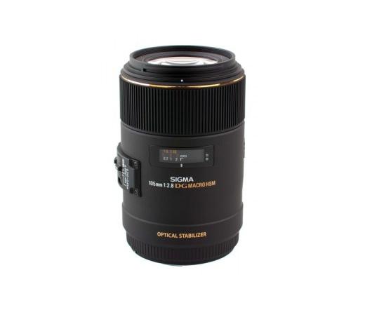 SIGMA AF 105mm f/2.8 EX DG OS HSM MACRO (CANON)