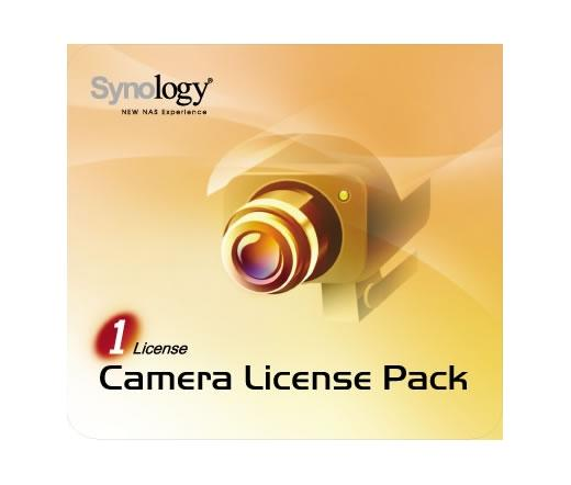 Synology NAS kamera licenc 1 db