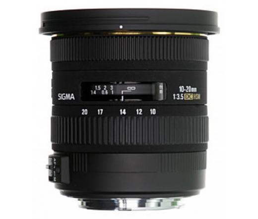 Sigma AF 10-20/3,5 EX DC HSM (Canon)