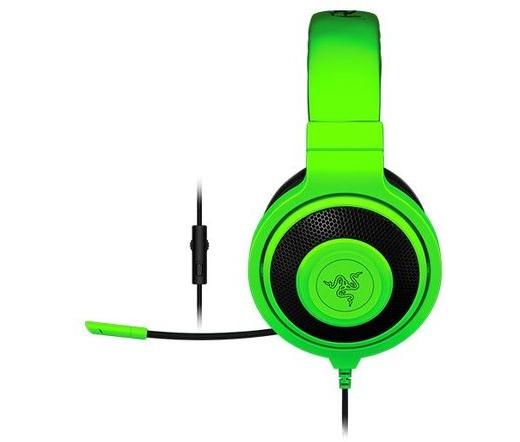Razer Kraken Pro 2015 zöld vezetékes gamer headset - - Sérült csomagolású  termék - Számítástechnika - Tripont 0ab57d1100