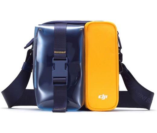 DJI Mini Bag+ (Blue & Yellow)