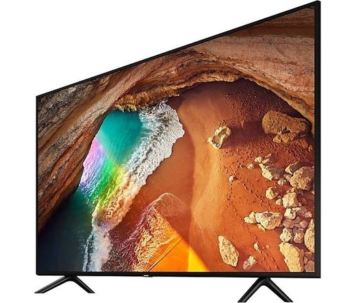 "Samsung 55"" Q60R 4K Sík Smart QLED TV"