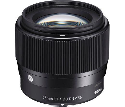 SIGMA 56mm f/1.4 DC DN CONTEMPORARY (SONY-E)