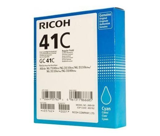 PATRON RICOH GC-41 SG2100N Cyan HC
