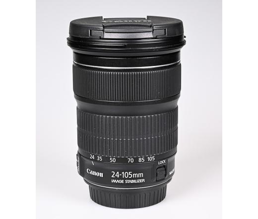 Használt Canon EF 24-105mm f/3.5-5.6 STM sn:965210