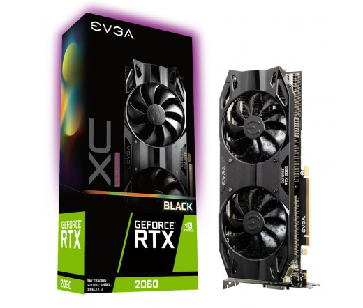 EVGA RTX 2060 XC ULTRA Black Gaming