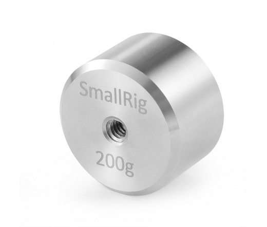 SMALLRIG Counterweight (200g) for DJI Ronin S and