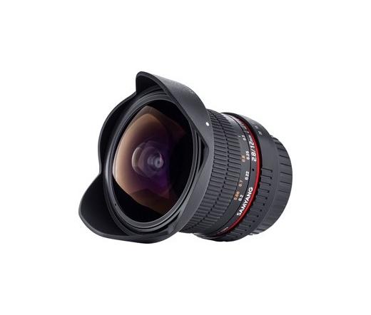 Samyang 12mm F2.8 ED AS NCS Fish-eye (Micro 4/3)