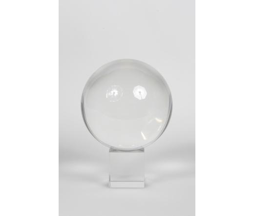 Üveggömb 12cm átmérő