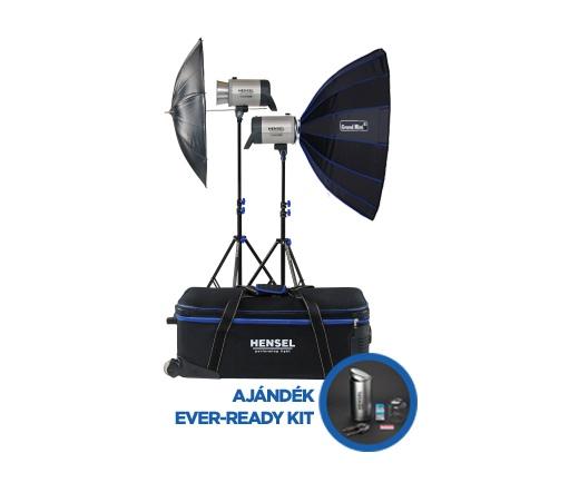 Hensel Integra 500 FM - Limitless kit