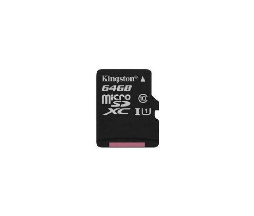 Kingston Canvas Select microSD 80MB/s 64GB