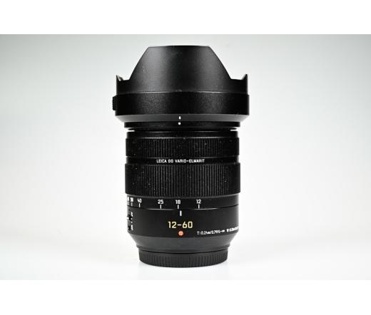 Használt Leica 12-60mm f/2.8-4 ASPH DG OIS sn:H-ES